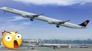 Wow,, Inilah Pesawat Terbesar Dan Terpanjang Di Dunia | Jinjurici Daily