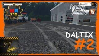 getlinkyoutube.com-Farming simulator 2015 / DALTIX/ BY FT MODDING : Mini engins + Megalac