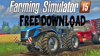 getlinkyoutube.com-Farming Simulator 2015 - Free DOWNLOAD [PL] [EN]
