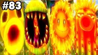getlinkyoutube.com-Plants vs. Zombies: Garden Warfare - All Fire Plants