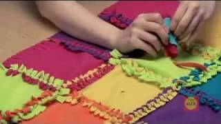 getlinkyoutube.com-صنع لحاف للاطفال بشكل لطيف وجذاب..