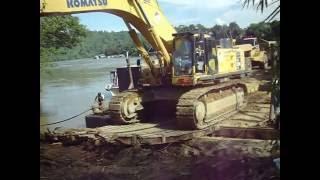 excavator Komatsu PC 800 (PT PTI)