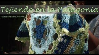 getlinkyoutube.com-Abrigo circular en crochet. Bárbara Langman
