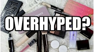 getlinkyoutube.com-Over-Hyped Products | Are They Worth It? + $200 Sephora GIVEAWAY!