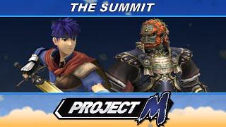 getlinkyoutube.com-Summit - Zukon (Ike) vs TimmWith2Ms (Ganondorf) - Project M