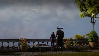 getlinkyoutube.com-Dragon Age: Inquisition - Trespasser DLC: Iron Bull Romance