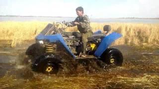 квадроцикл из ваз 2109 ATV 1500™ уральский самопалыч