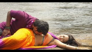 shanvi hot navel in saree, shanvi hot navel song in rowdy movie,shanvi hot navel show video