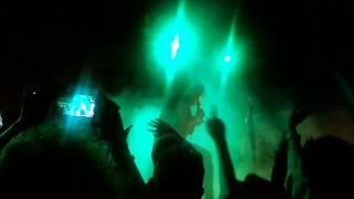 UNZUCHT - 'NYMPHONIE' - LIVE (MAI 2014)