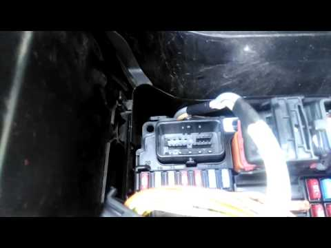 Peugeot 207 Brake system faulty/power steering faulty/abs system faulty