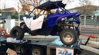 getlinkyoutube.com-Alba Racing built 400HP YXZ1000R dyno!!!