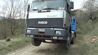 IVECO TURBO STAR 4.20 ( extreme impennata...!!!!!!) by Robertociarelli68