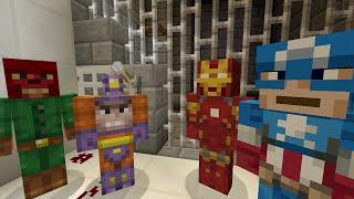 getlinkyoutube.com-Minecraft Xbox - Survival Madness Adventures - Avengers Prison [310]
