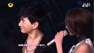 劉詩詩&吳奇隆  深情對唱《等你的季節》