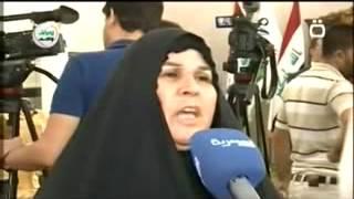 getlinkyoutube.com-خادمة الحسين ع  أم جاسم تقرير قناة السومرية