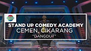 """getlinkyoutube.com-""""Dangdut Goes International"""" - Cemen, Cikarang (Stand Up Comedy Academy 24 Besar)"""