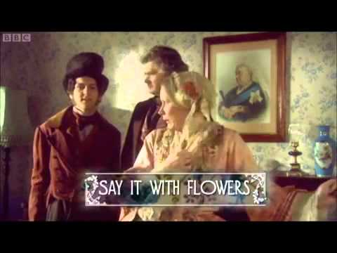 Horrible Histories - New Victorian Floral messaging service