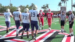 getlinkyoutube.com-Mater Dei vs St John Bosco :  Freshman Showdown 2015 - UTR Highlight Mix