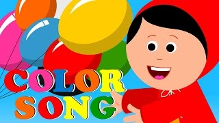 getlinkyoutube.com-Colors Song | Colors | Kids song