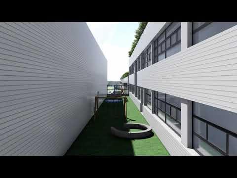 Construcción Colegio Highlands Los Fresnos - Boadilla del Monte