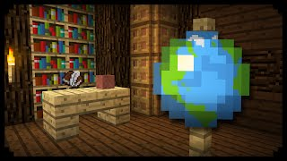 ✔ Minecraft: How to make a Globe