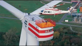 getlinkyoutube.com-Enercon E126 - The Most Powerful Wind Turbine in The World