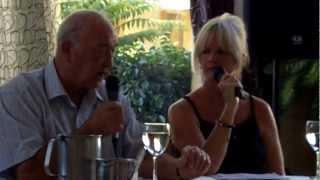 getlinkyoutube.com-Eddie Richardson & Martina Cole. North Cyprus.5