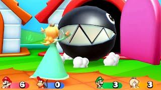 getlinkyoutube.com-Mario Party: Star Rush - All Free-For-All Minigames
