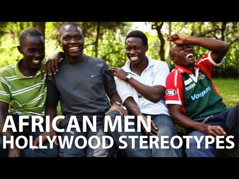 African Men. Hollywood Stereotypes. [mamahope.org] ****PLEASE WATCH****