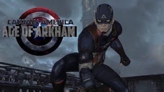 getlinkyoutube.com-Captain America; Age Of Arkham