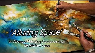getlinkyoutube.com-Blending & Shading an Abstract Painting using washes, Technique