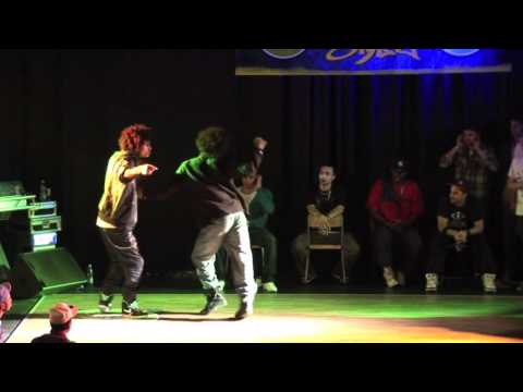 Les Twins | vs | Kick & Malvina