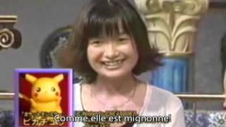 La voix de Pikachu