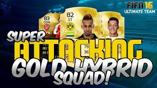 getlinkyoutube.com-FIFA 16 | SUPER ATTACKING HYBRID for UNDER 150k! | Ultimate Team Squad Builder #23