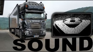 getlinkyoutube.com-Scania V8 SOUND beim Maisladen mit Merlo TurboFarmer