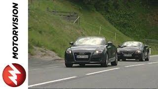getlinkyoutube.com-Audi TT vs. BMW Z4