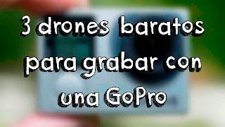getlinkyoutube.com-LOS 3 DRONES MAS BARATOS PARA LLEVAR UNA CAMARA DEPORTIVA HD TIPO GROPRO EN ESPAÑOL