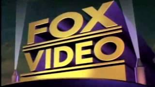 getlinkyoutube.com-Fox Video Logo 1993 (with short fanfare)