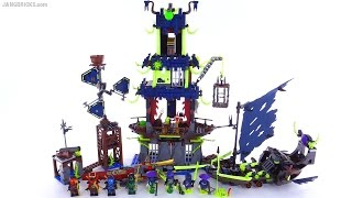 getlinkyoutube.com-LEGO Ninjago City of Stiix full review! set 70732