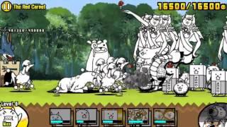 getlinkyoutube.com-[The Battle Cats] 2 Star The Red Carpet