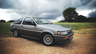 getlinkyoutube.com-Toyota AE86 Review: Why Japan's Iconic Coupe Is More Than An Initial D Legend