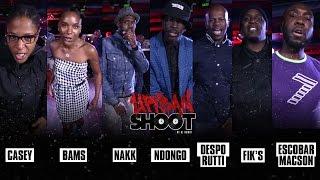 Urban Shoot : Spécial Marche de la Dignité [Casey, Despo Rutti, Escobar Macson ...]