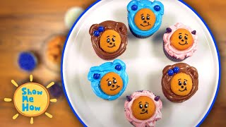 getlinkyoutube.com-How to Make Mother Goose Club Cupcakes | Show Me How Parent Video