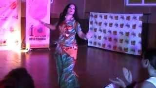 getlinkyoutube.com-Tamila Kolodiy - bellydance performance (Tabla Solo).