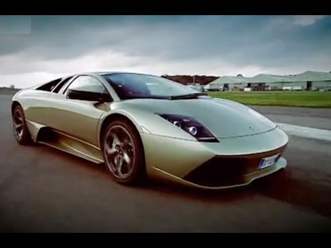 Lamborghini Murcielago review - Jeremy Clarkson - Top Gear - BBC (HQ)