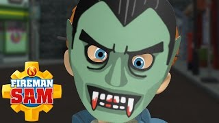 Fireman Sam Official: Norman's Halloween Heist | Happy Halloween