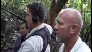 Man vs wild: behind the scenes (Real Footage)
