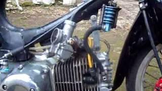 getlinkyoutube.com-Honda C70 216cc
