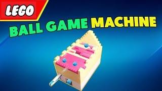 getlinkyoutube.com-LEGO Ball Game Machine 'Cool'
