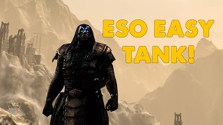 ESO - EASY Tank Build - For new AND experienced players